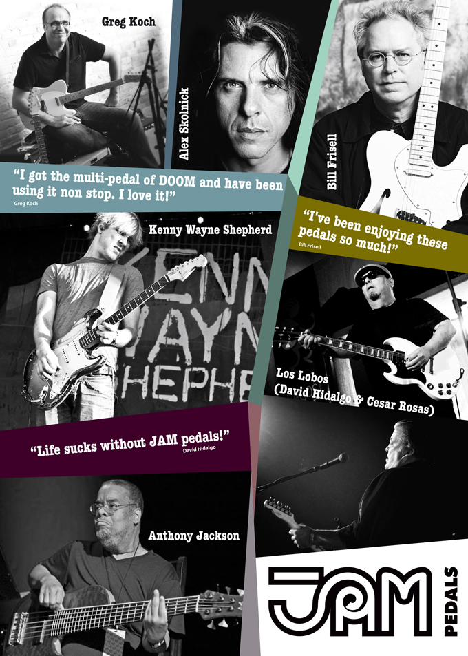 jam pedals poster 2